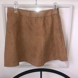 BCBG A-Line Mini Skirt